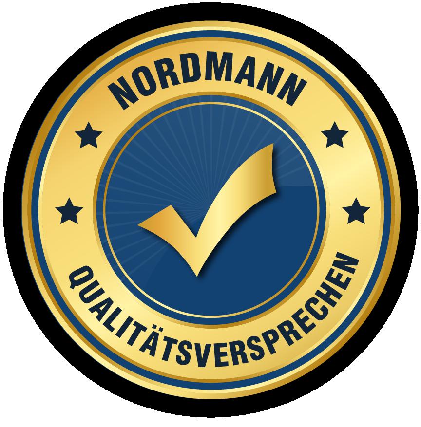 Nordmann® Qualitätsversprechen