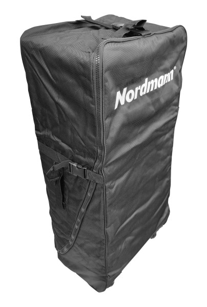 Nordmann® Rucksack-Transporttasche mit Rollen für Stand Up Paddle Boards SUP