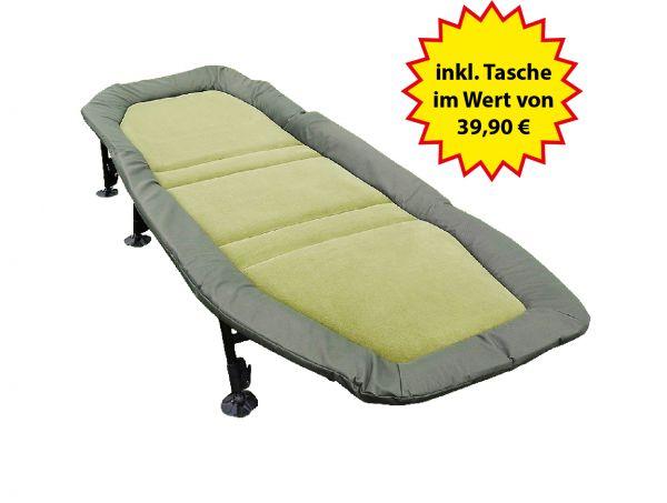 Nordmann® Komfort 6 Bein Karpfenliege NL195