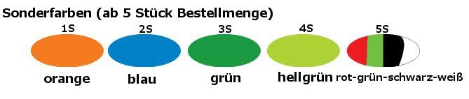 Sonderfarben Nordmann Orca 488