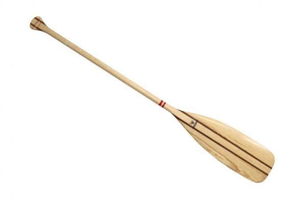 Stechpaddel aus Holz - Holzpaddel - Echtkiefernholz - 140 bis 160 cm