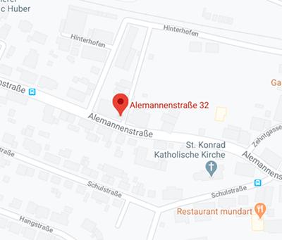 NORDMANN® Kajaks Standort